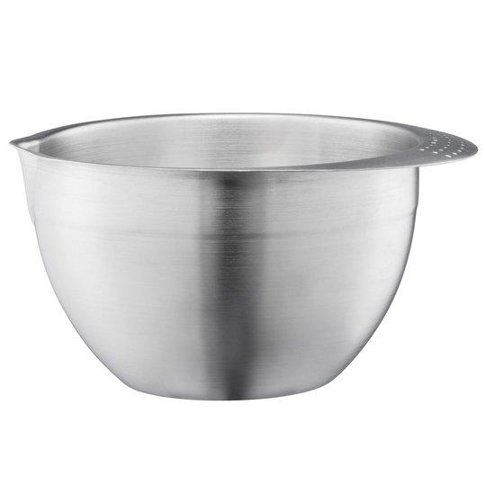 Heirol Skål rostfritt stål 1,5 liter