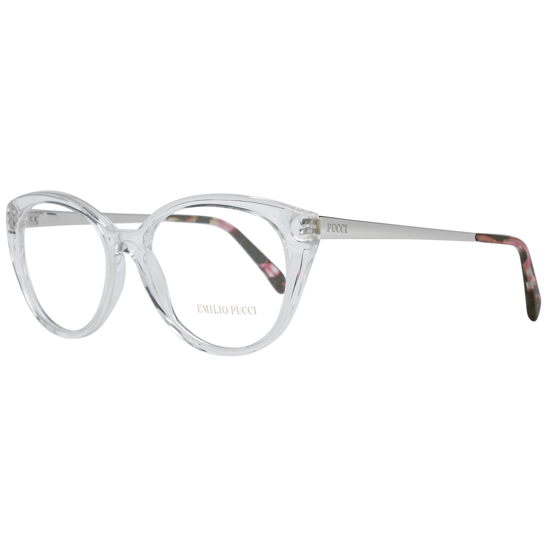 Emilio Pucci Women's Optical Frames Eyewear Transparent EP5063 53026