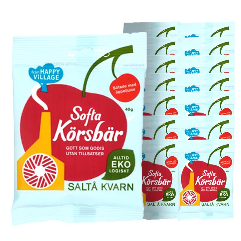 Eko Softa Körsbär 10-pack - 34% rabatt