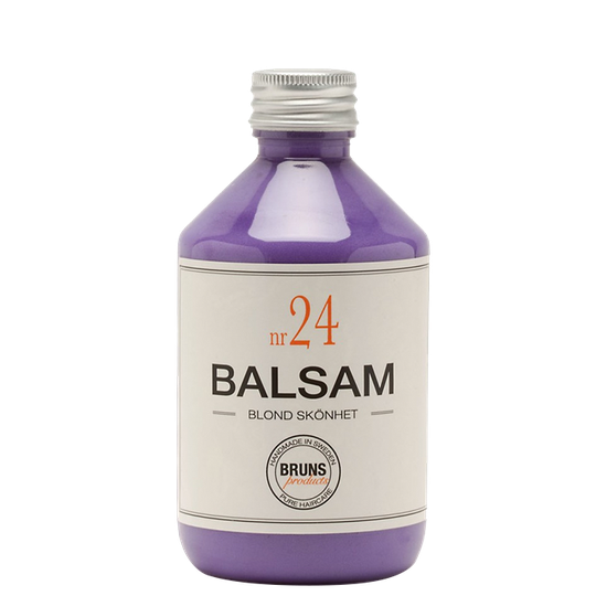 Bruns Silver Balsam Blond Skönhet nr 24, 330 ml