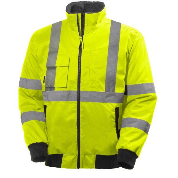 Helly Hansen Workwear Alta Pilotjacka varsel, gul XS
