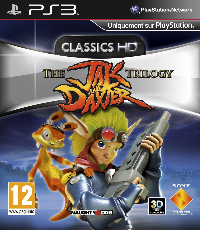 Jak & Daxter HD Trilogy