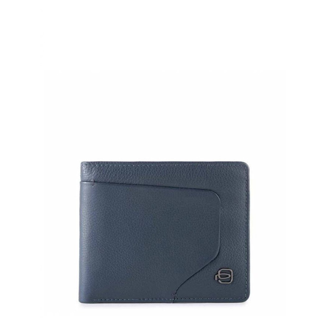 Piquadro Men's Wallet Various Colours PU4518AOR - blue NOSIZE
