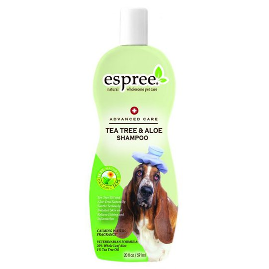 Espree Tea Tree & Aloe Medicated Shampoo (355 ml)