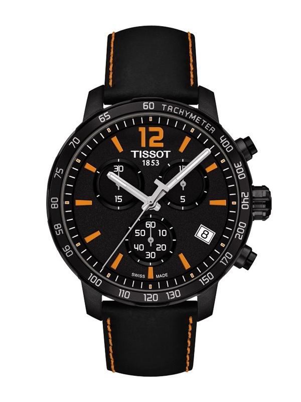 Tissot Quickster Chronograph T095.417.36.057.00