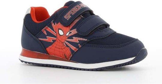 Marvel Spider-Man Blinkende Sneakers, Navy, 33
