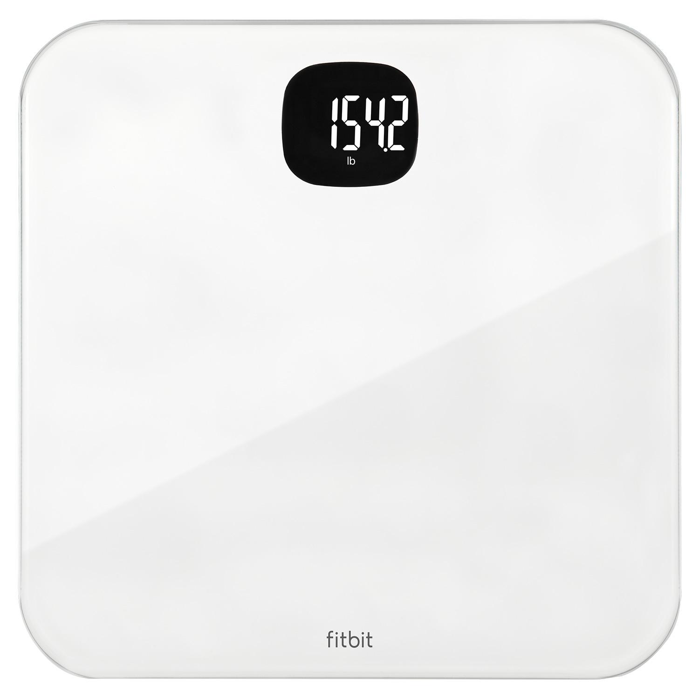 Fitbit - Aria Air Smart Scale - White