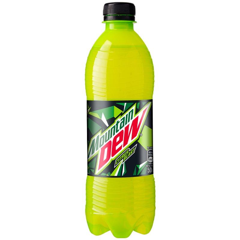 Mountain Dew Citrus Blast - 25% rabatt