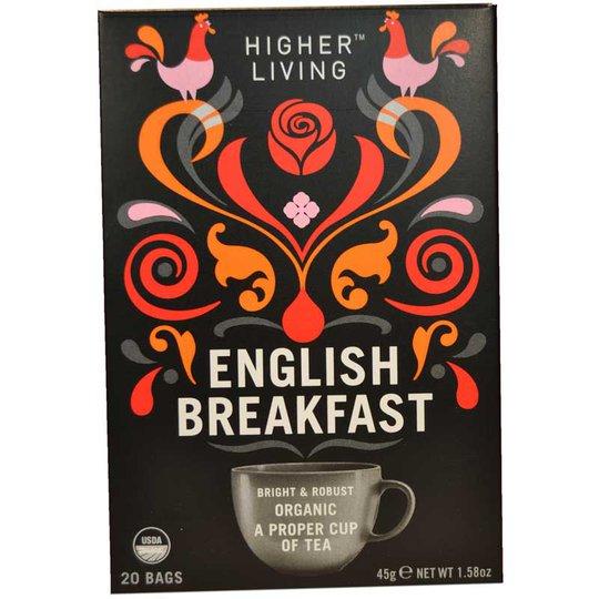 English breakfast te - 58% rabatt