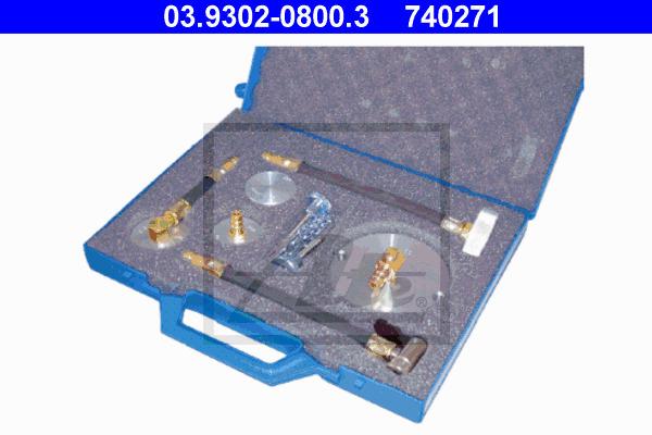 Ilmaus liitinsarja ATE 03.9302-0800.3