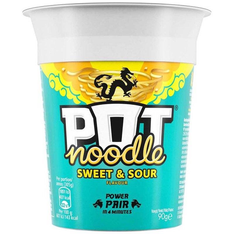Kuppinuudeli Sweet & Sour - 21% alennus
