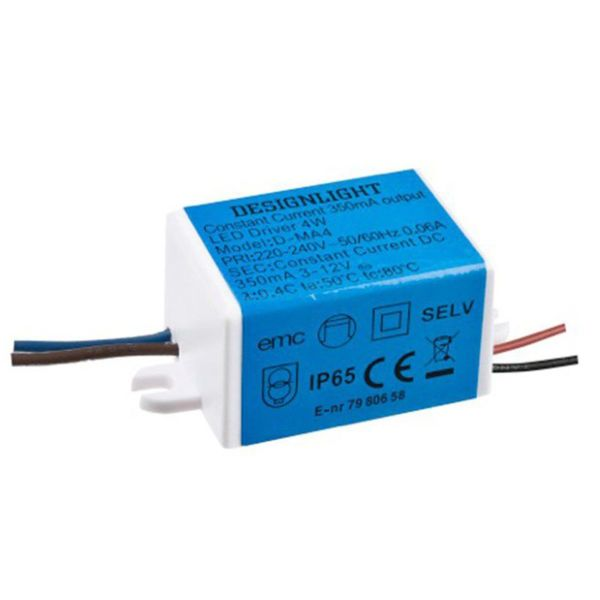 Designlight D-MA4 Driver 4 W, IP65