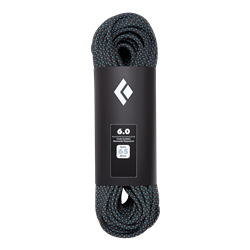 Black Diamond 6.0 Rope - 65M Static