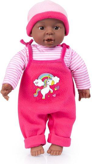 Bayer Design Baby Brooky Doll Girl 42 cm