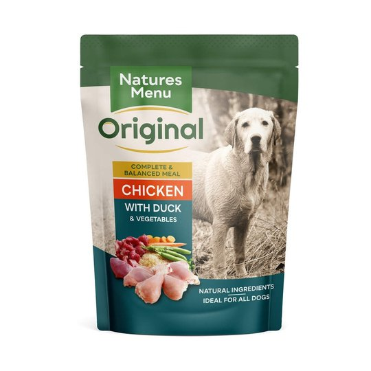 Natures:menu Dog Adult Chicken & Duck 300 g