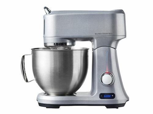 Blomsterbergs Kitchenmachine Köksassistent - Silver