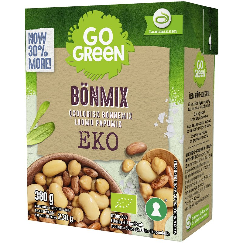 Eko Bönmix - 18% rabatt