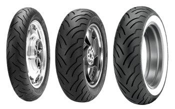 Dunlop American Elite ( 180/65B16 TL 81H M/C, Rear )