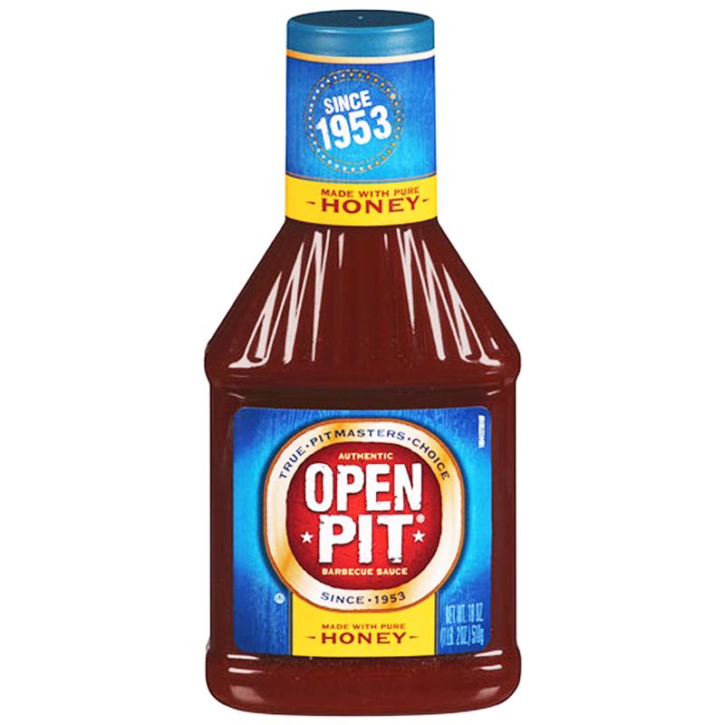 "Sås ""Barbecue Honey"" 510g - 59% rabatt"