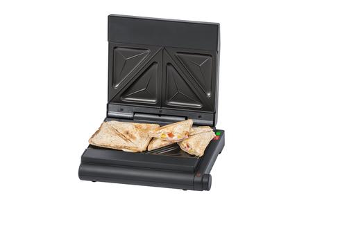 Steba Sg55 Multi Snack 3in1 Black 1.100 Watt Smörgåsgrill