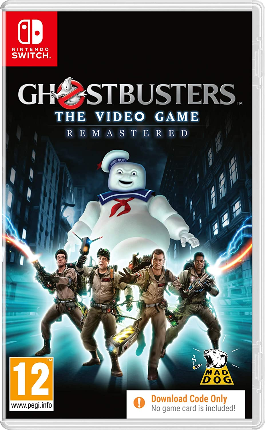 Ghostbusters: The Video Game Remastered (Code in a Box)