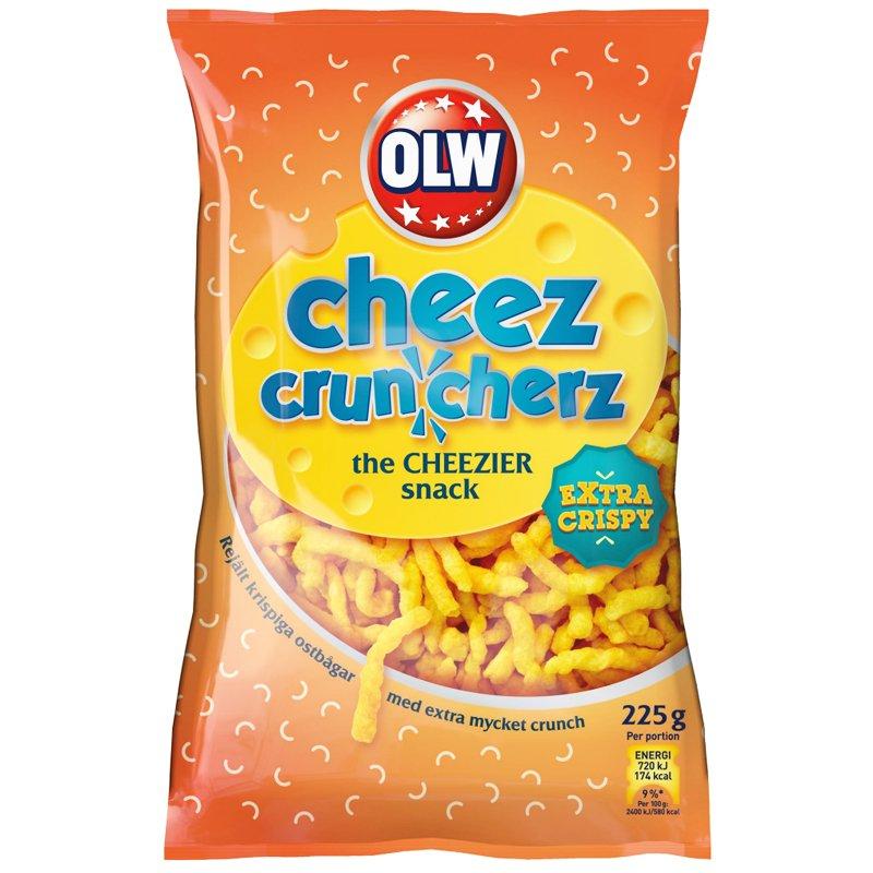 Cheez Cruncherz - 43% rabatt