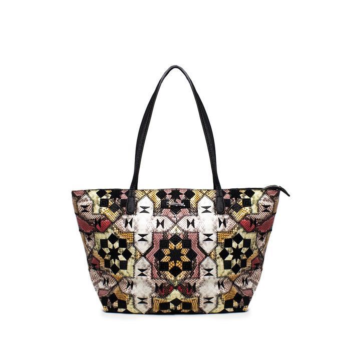 Desigual Women's Tote Bag Brown 168206 - brown UNICA
