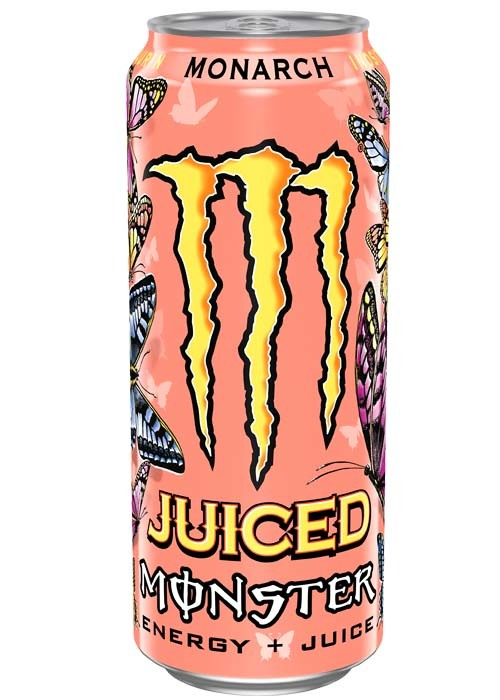 Monster Energy - Monarch 50cl