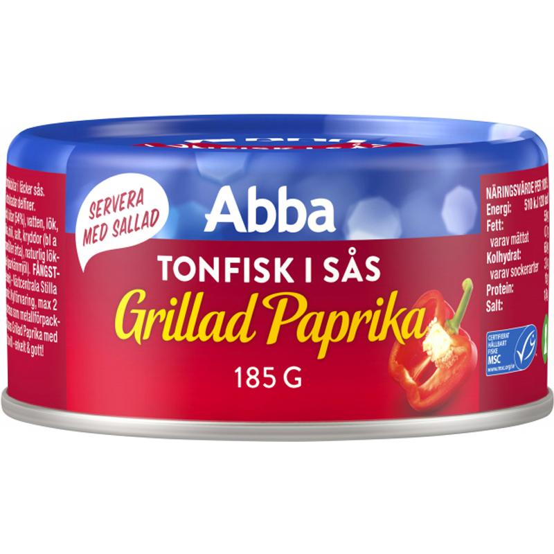 Tonfisk Grillad Paprika - 50% rabatt