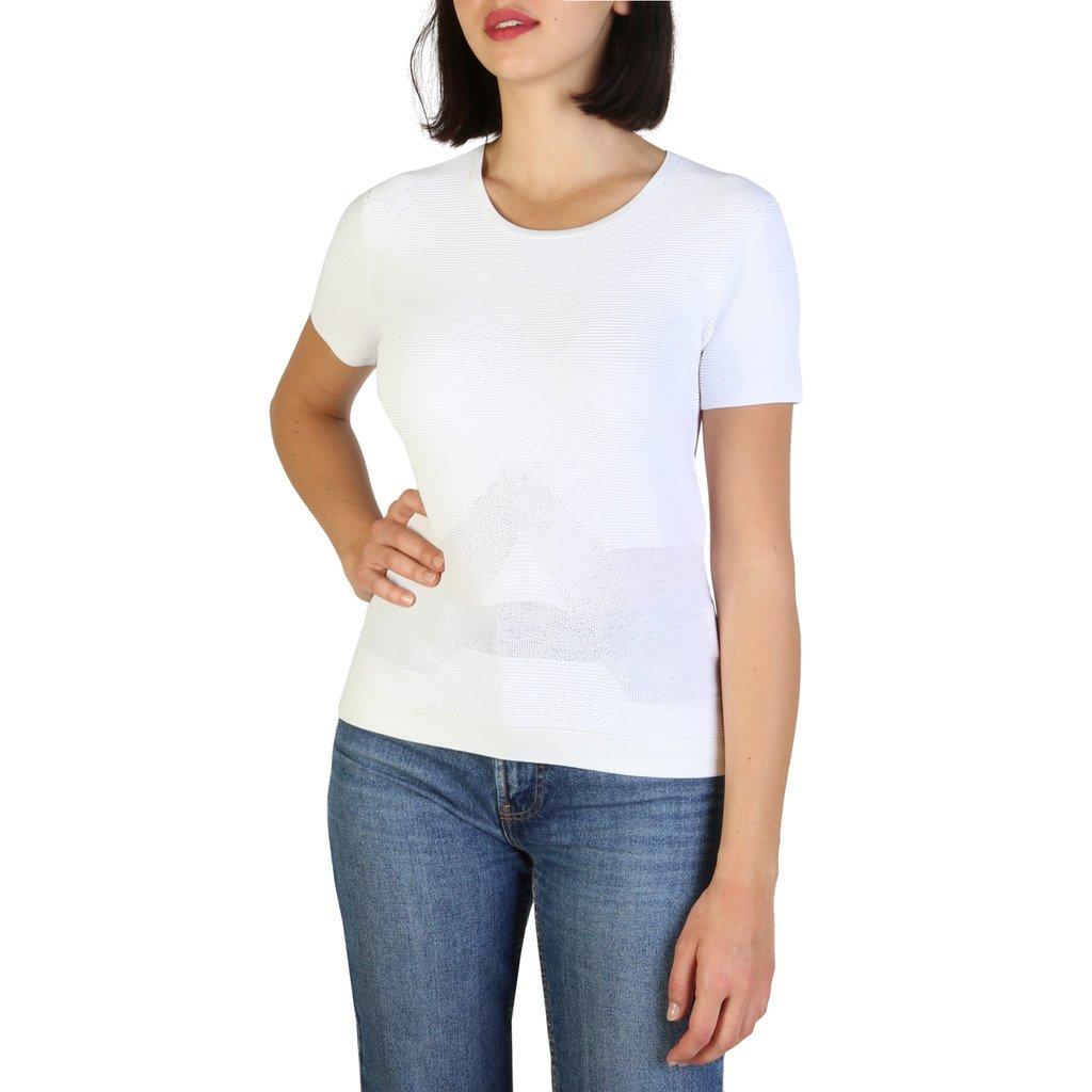 Armani Jeans Women's T-Shirt Various Colours 305053 - white L