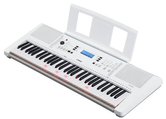 Yamaha EZ-300 Keyboard, Hvit