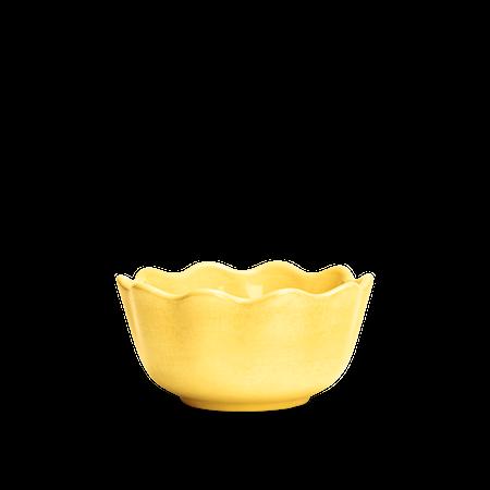 Ostronskål Mini Gul 13 cm