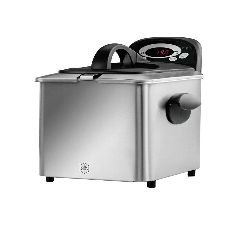 OBH Nordica - Pro Digital Deep Fryer (6357)