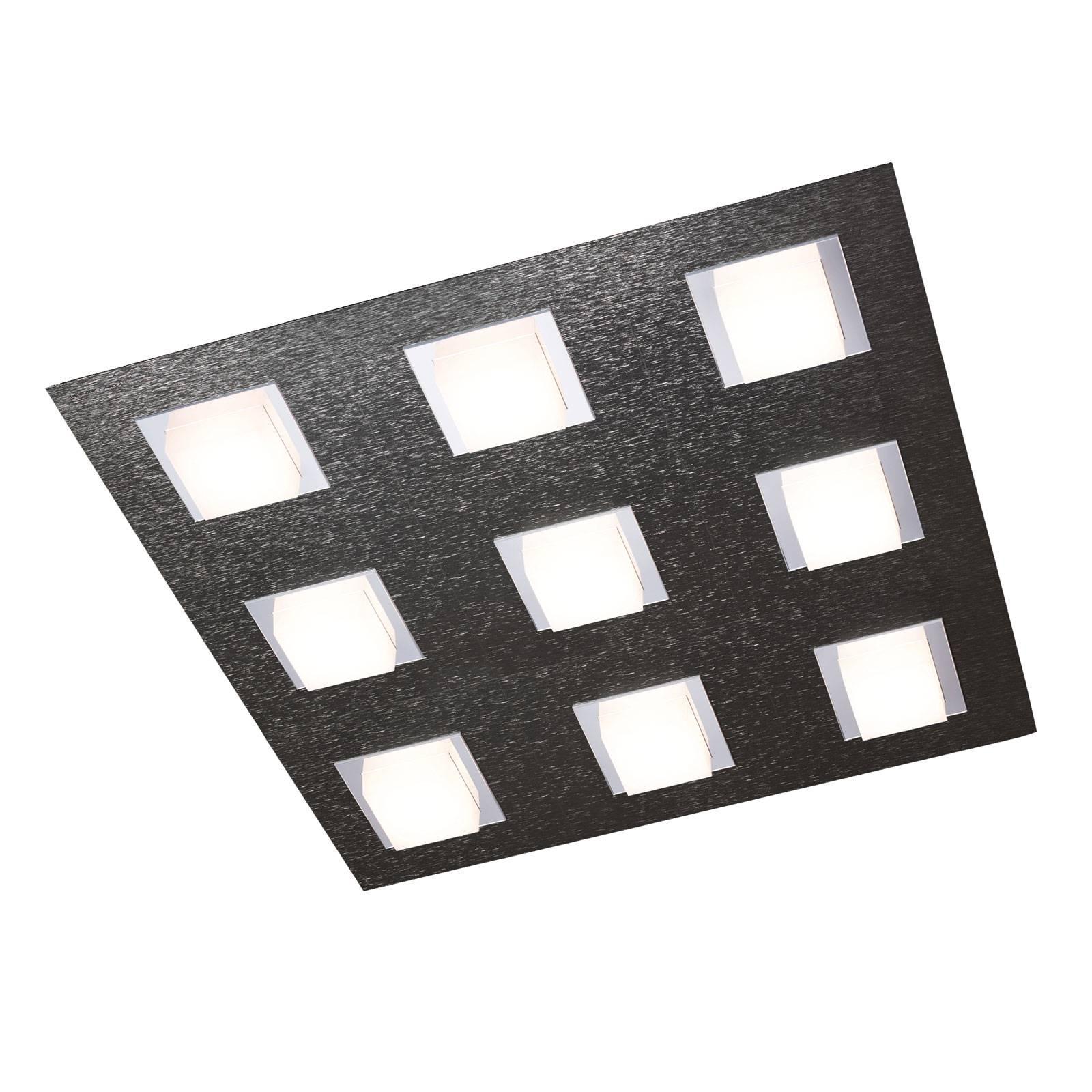 GROSSMANN Basic -kattovalaisin 9-lamppuinen
