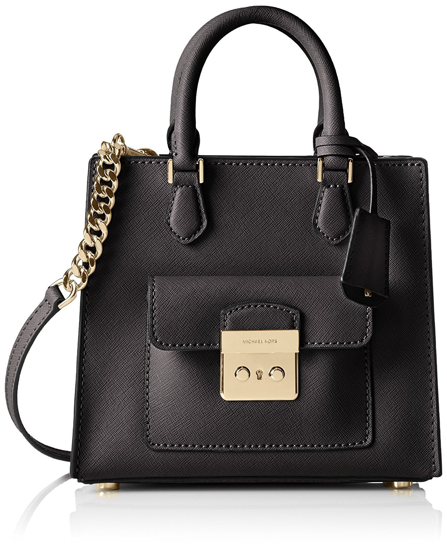 Michael Kors Women's Bridgette Tote Bag Black MK27290