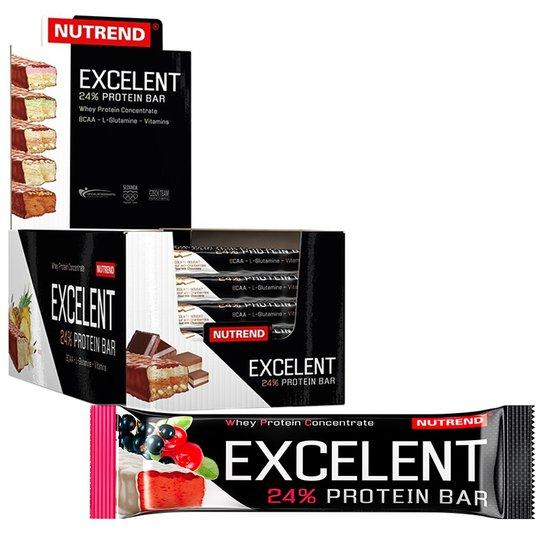"""Hel Låda Proteinbars """"Blackcurrant & Cranberries"""" 18 x 85g - 57% rabatt"""