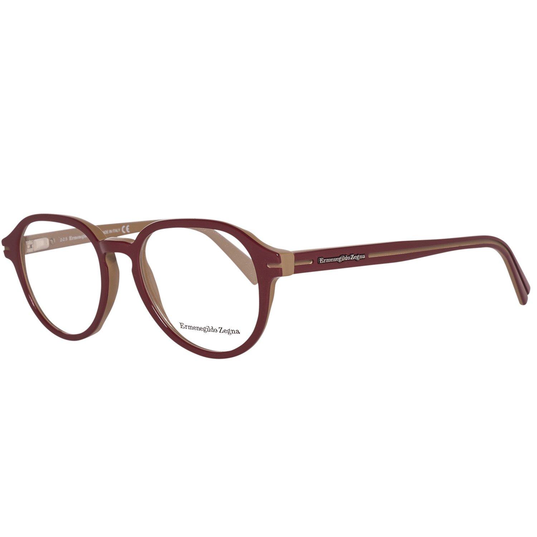 Ermenegildo Zegna Men's Optical Frames Eyewear Brown EZ5043 49071