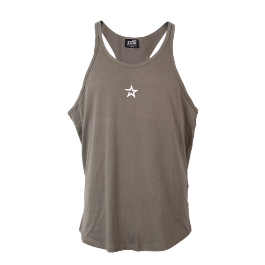Star Nutrition Tank Top, Olive