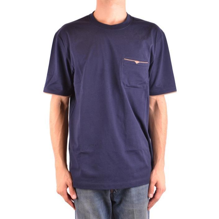 Brunello Cucinelli Men's T-Shirt Blue 163994 - blue 50