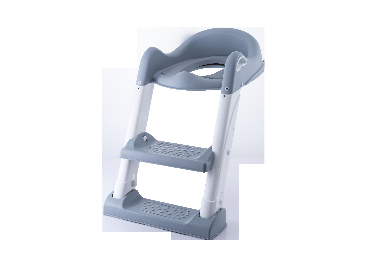 Babytrold - Toilet Trainer - White/Grey