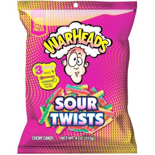 """Makeiset """"Sour Twists"""" 113g - 50% alennus"""