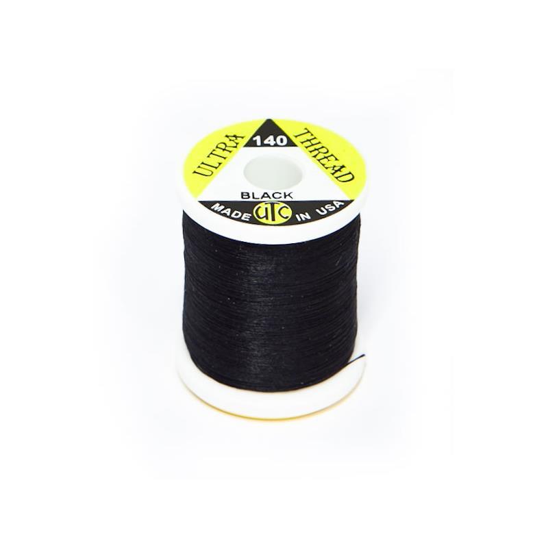 UTC bindetråd 140D - Black