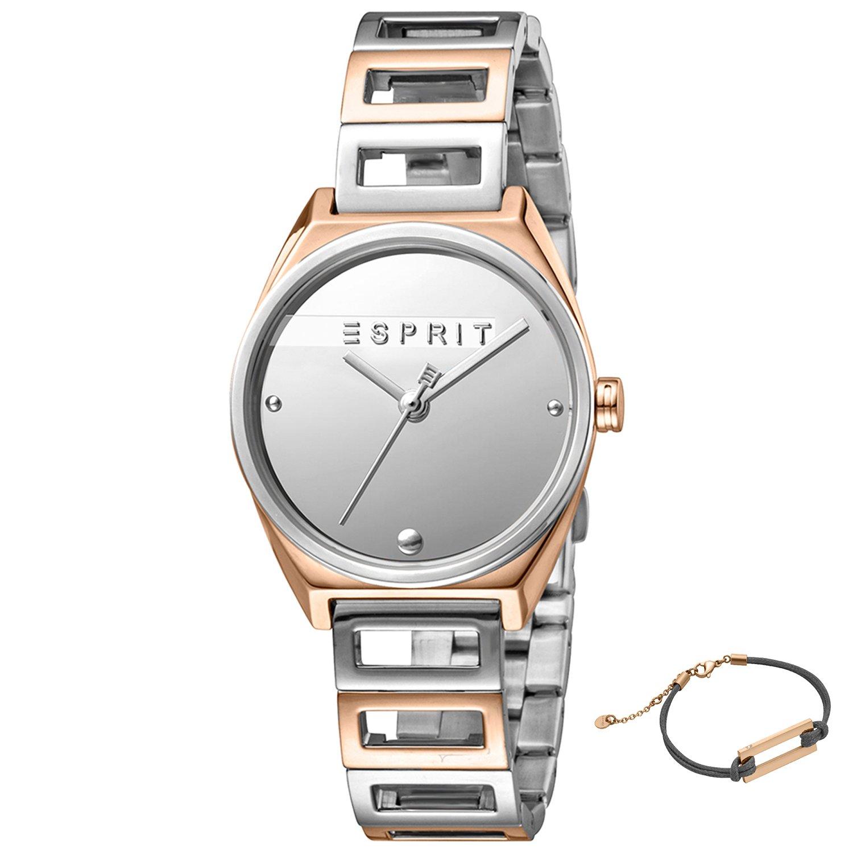 Esprit Women's Watch Silver ES1L058M0055