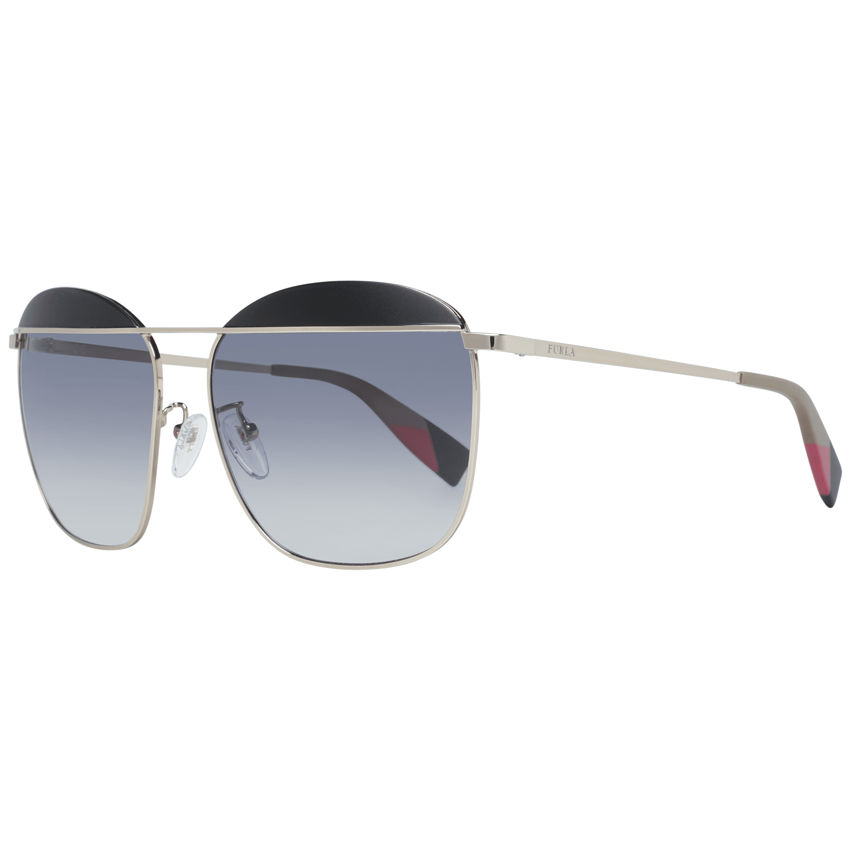 Furla Women's Sunglasses Rose Gold SFU237 590492