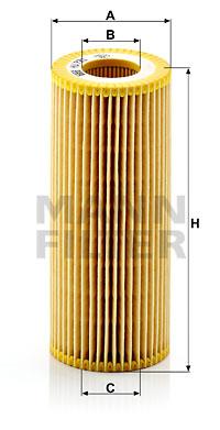 Hydrauliikkasuodatin, automaattivaihteisto MANN-FILTER HU 721 x KIT