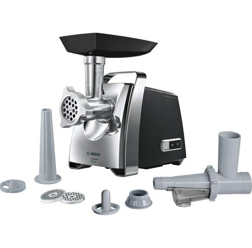 Bosch Mfw67450 Köttkvarn - Svart/silver