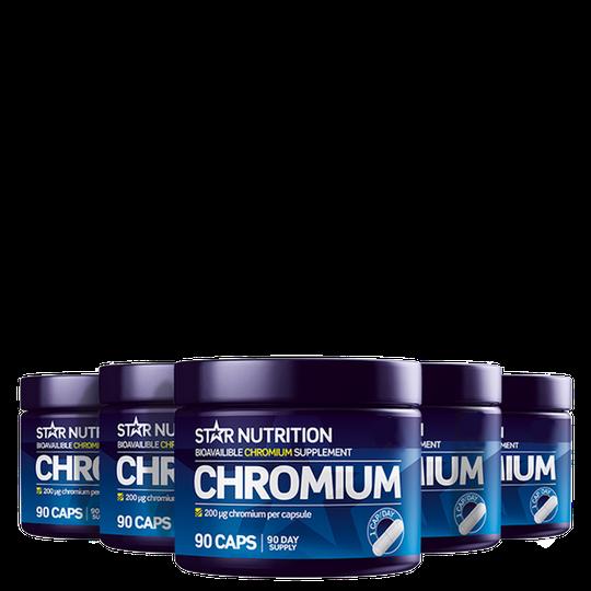 Chromium BIG BUY, 450 caps