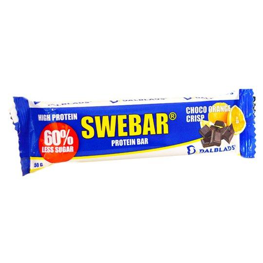 Proteinbar Choklad & Apelsin 50g - 59% rabatt