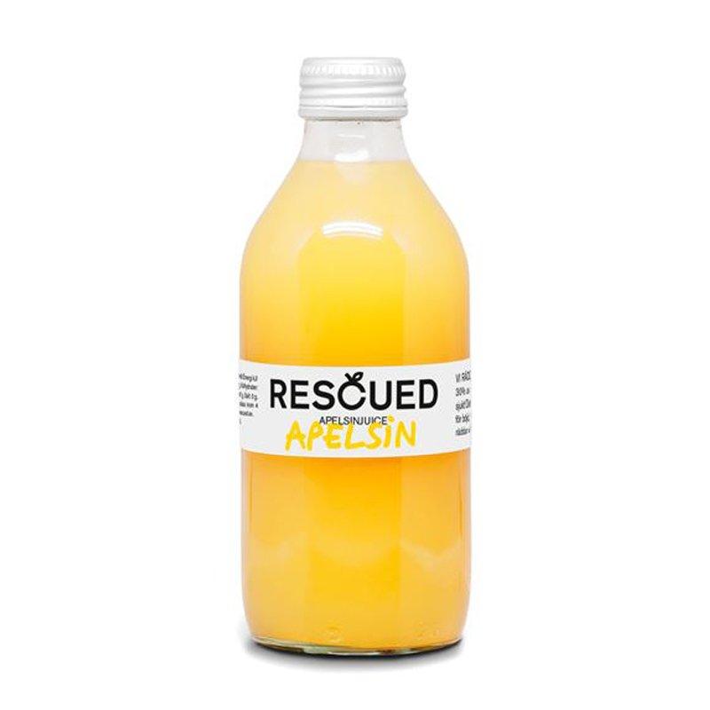 Rescued Apelsinjuice - 49% rabatt