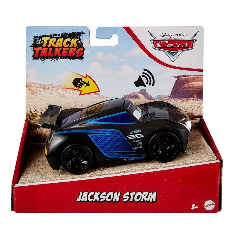 Disney Cars - Talkers - Jackson Storm (Sound Only) (GXT30)